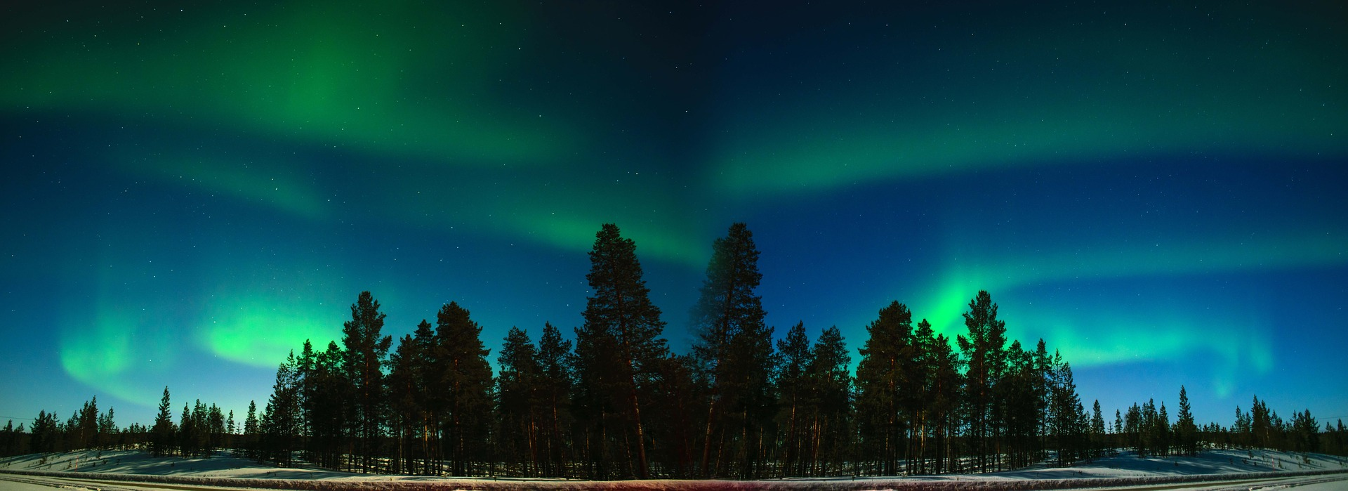 Aurora Borealis, Lapland (Finland)