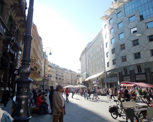 Center of Vienna