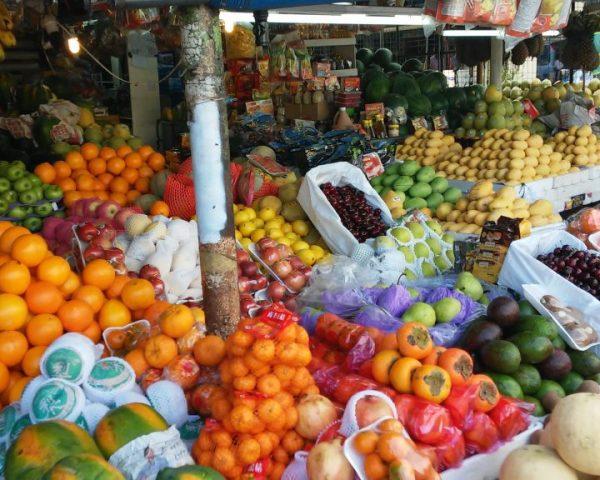 Fresh Market in Guindulman