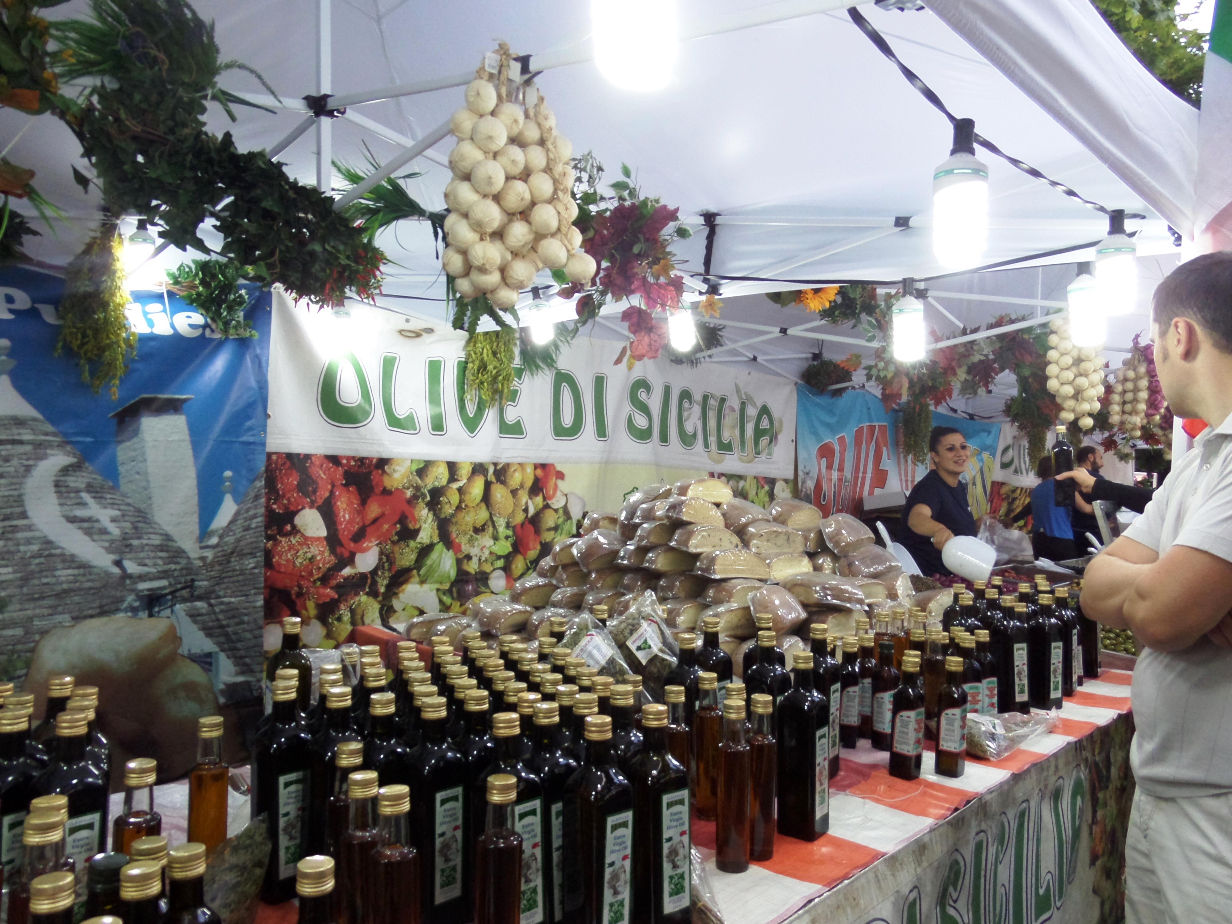 Italian food fair