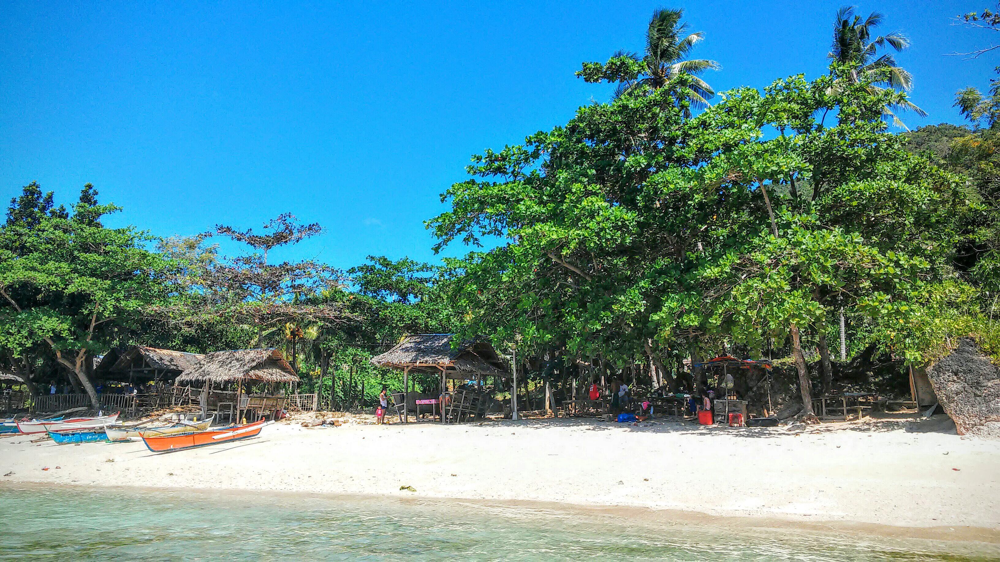 Lara Beach Bohol, Philippines