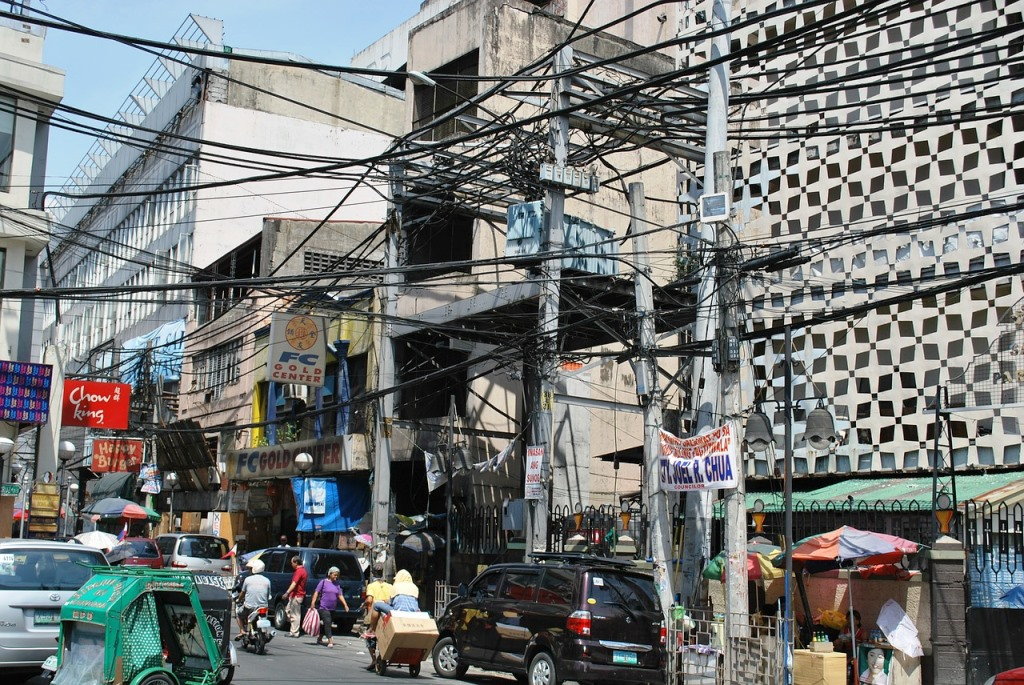 Manila & The Cables