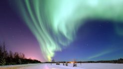 Northern Lights, Lapland (Finland)