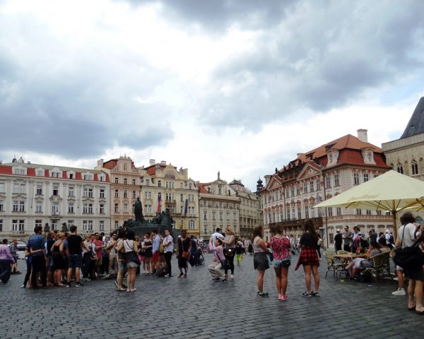 Old Town Square of Prague