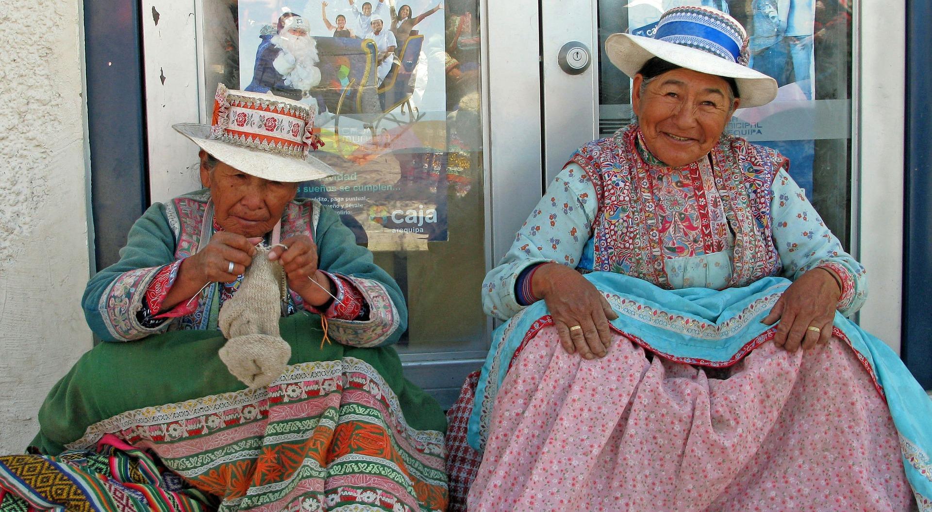 Peruvian costumes