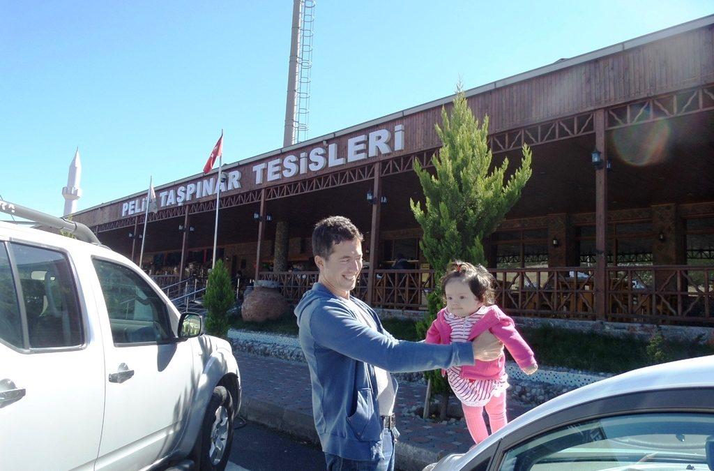 Restaurant near Adana