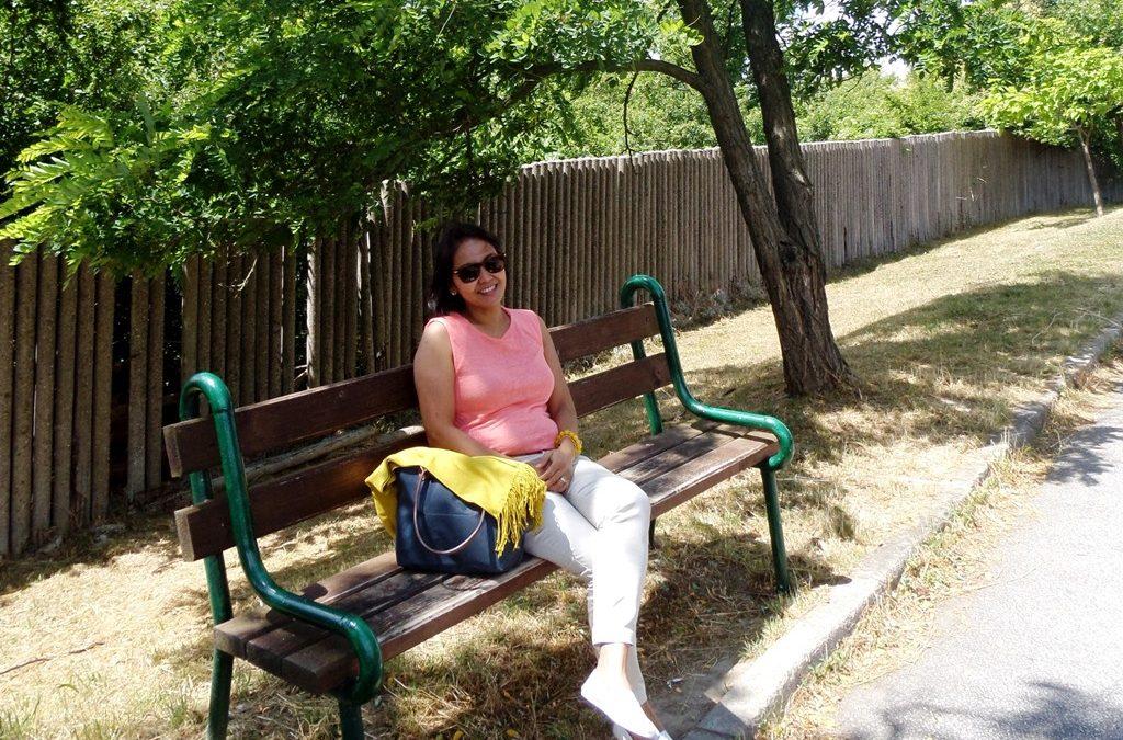 Resting at the Bratislava zoo
