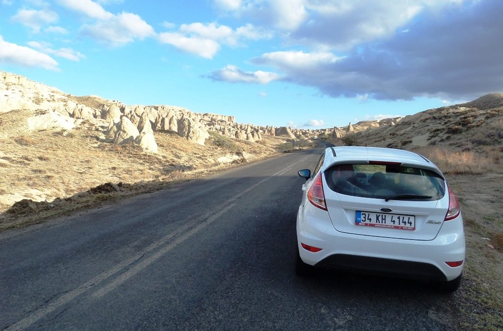 Roads of Cappadocia