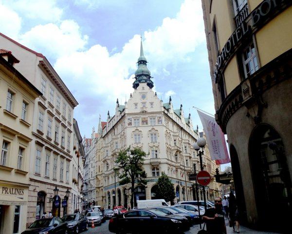 Somewhere in Prague