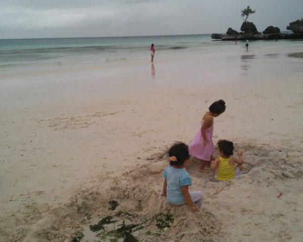 The Beach of Boracay