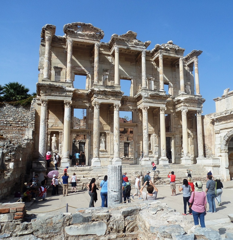The Library, Ephasus
