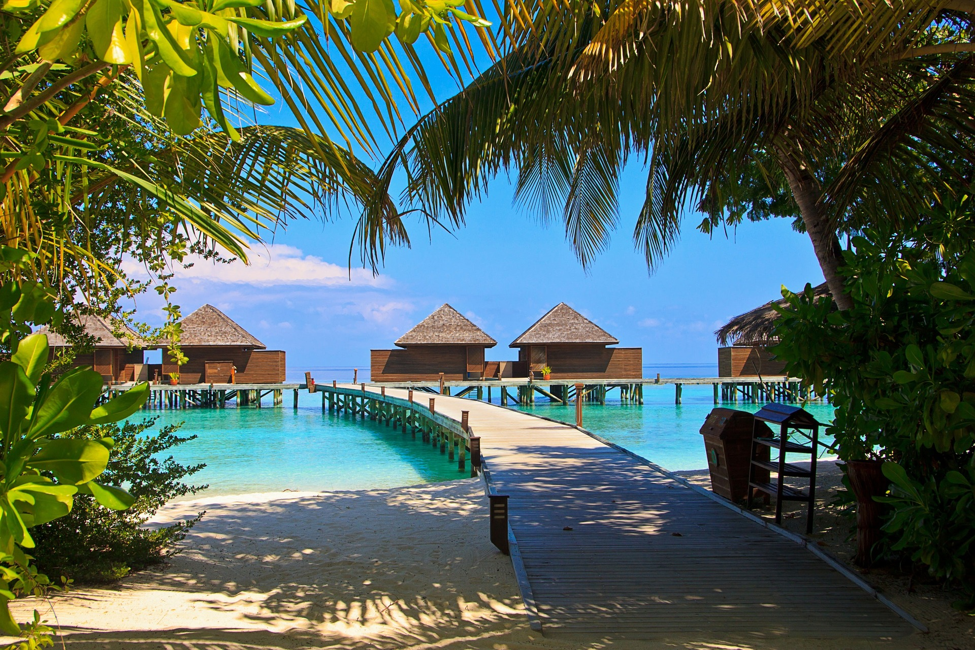 Veligandu Island, The Maldives