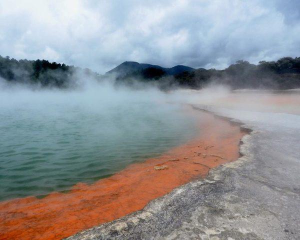 Champagne Pool, Wai-O-Tapu Thermal Wonderland