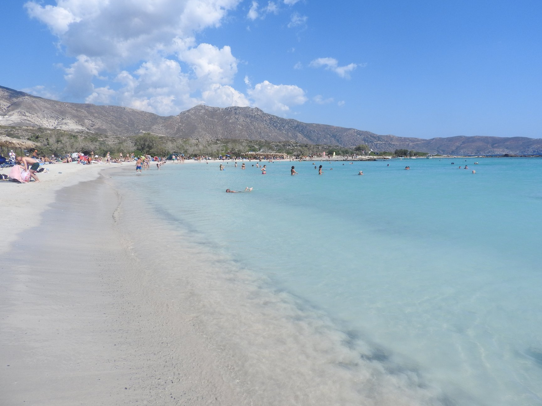 Elafonissi Beach in Crete is just perfect