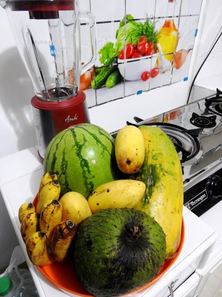 Fruits of Bohol