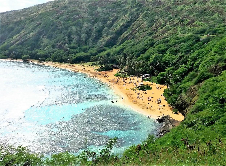 Hanauma Bay., Oahu