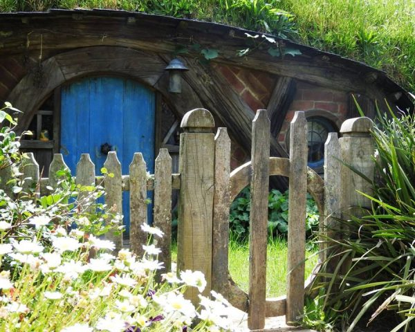 House of Hobbiton Movie Set