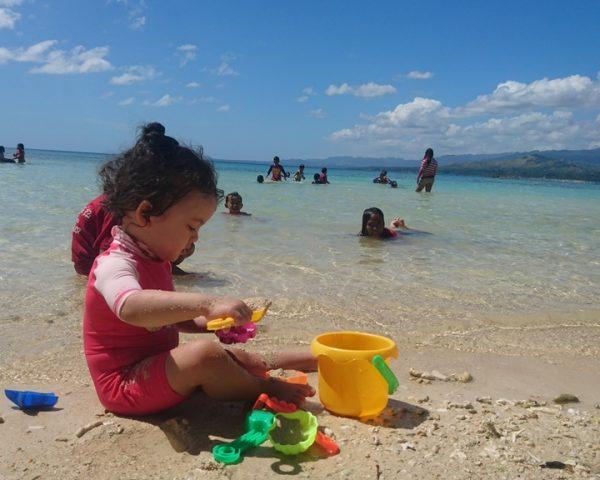 Lara at Lara Beach Bohol