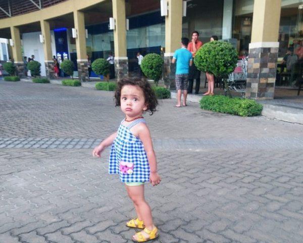 Lara in Dumaguete