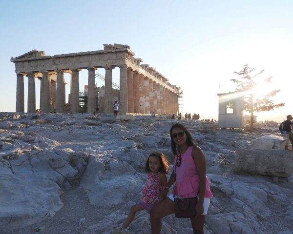 The Acropolis of Athens, Greese