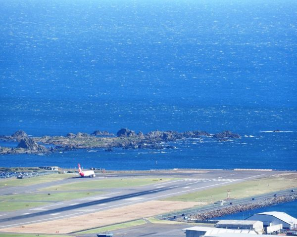 The Airport of Wellington