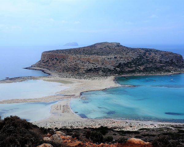 The Balos Lagoon, Crete