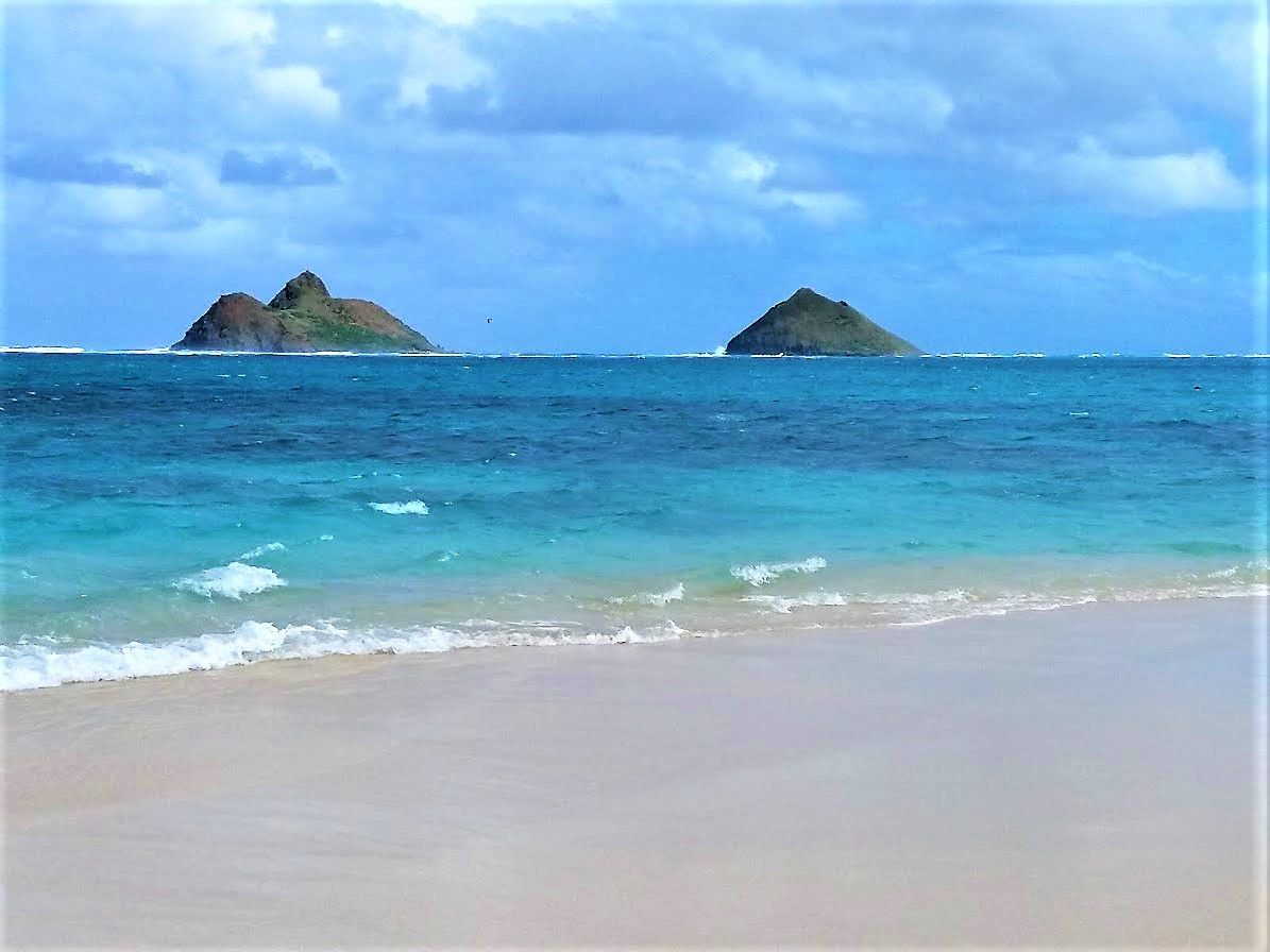 The Beach of Lanikai, Oahu