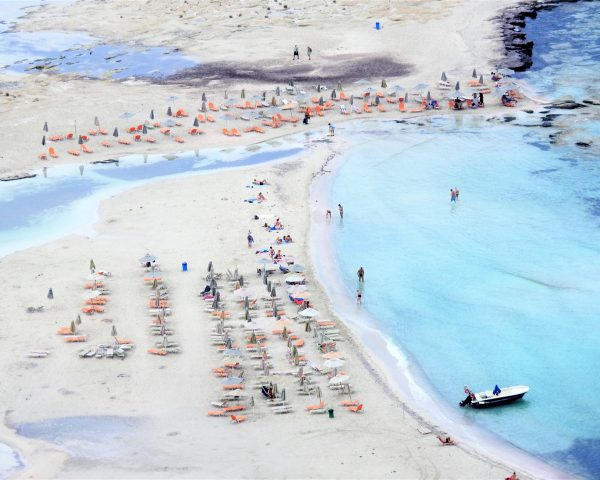 The beach of Balos Lagoon, Crete