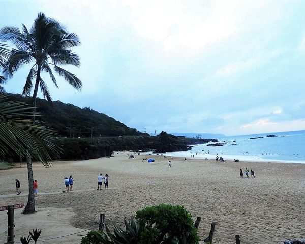 Waimea Bay, Haleiwa, North Shore of Oahu