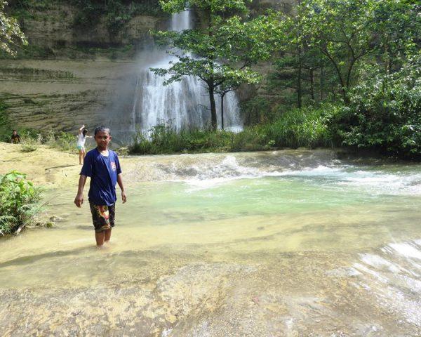 Wonderful Can-Umantad Falls