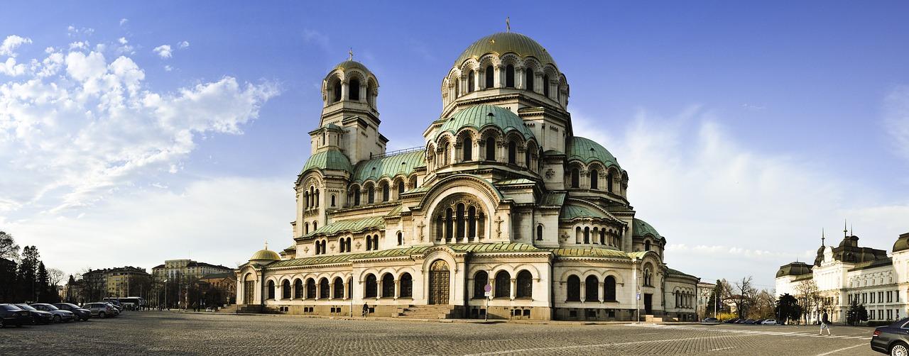 Alexander Nevsky Cathedral, Sofia