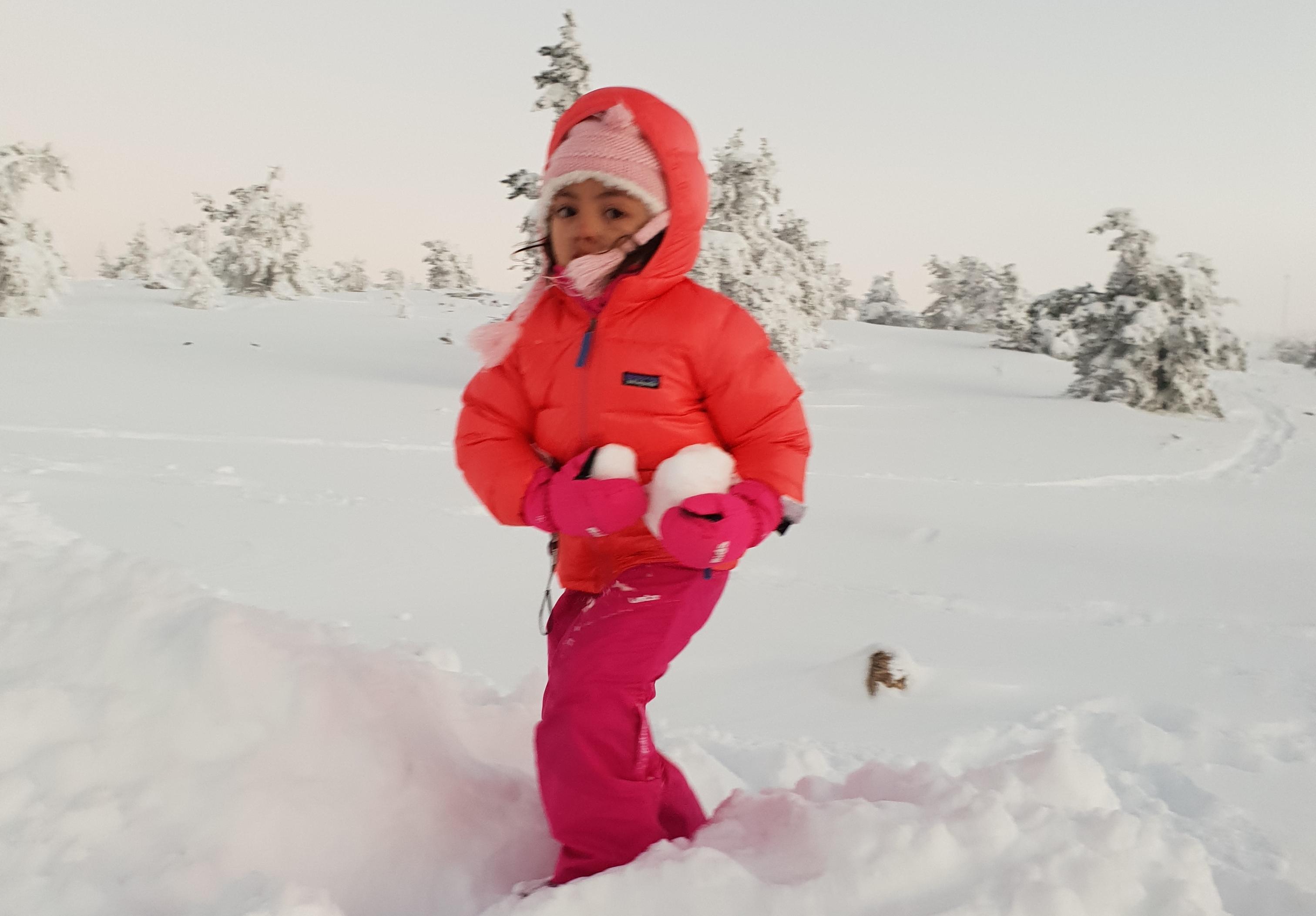 Lara in Lapland Finland
