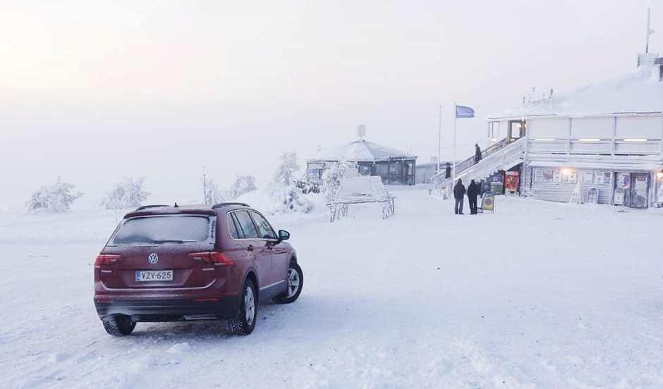 Levi Ski Resort, Lapland Finland