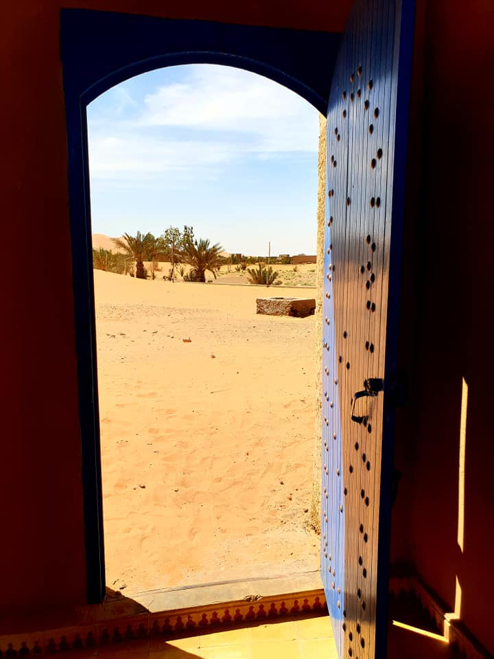 From the Hotel Ali to the Sahara Desert