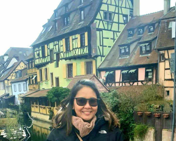 Center of Colmar