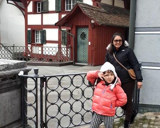Lara in Lucerne