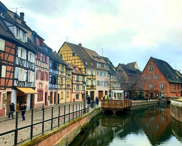Medieval Town of Colmar