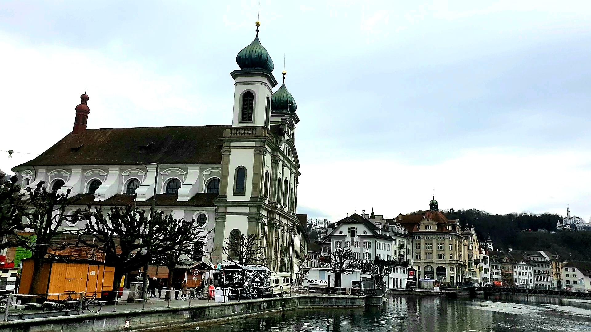 Somewhere in Lucerne