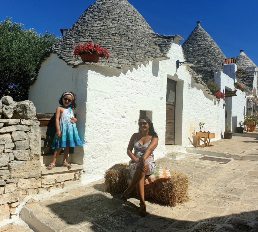 Beauties and Alberobello