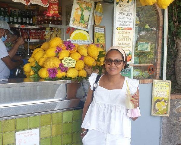 Lemons of Capri